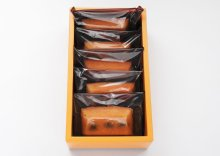 商品の詳細/おいしいお召し上がり方/お客様の声1: 神戸スイーツボックス・フィナンシェ 丹波黒豆 5個入り