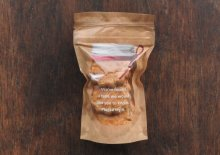 商品の詳細/おいしいお召し上がり方/お客様の声1: 米粉クッキー くるみ