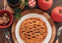 完熟ふじりんごのパイ