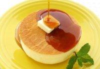 窯焼きスフレ ホットケーキ
