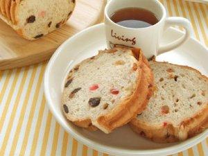 画像1: ラウンドパン フルーツレディー