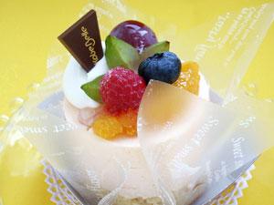 夏のケーキの第2弾!