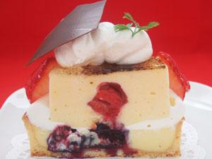 続・おいし〜い★いちごのケーキ